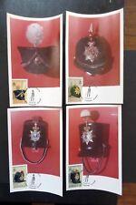 Jersey 1972 Militia Shako Helmets 4 Maximum cards