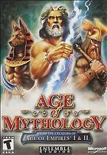 Age of Mythology (PC, 2002) - European Version
