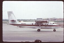 Orig 35mm airline slide Air Illinois DHC-6-300 N601KC [0092]