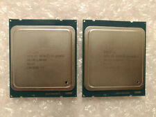 MATCHED PAIR, 2 x INTEL XEON E5-2630V2 CPU PROCESSOR - SR1AM