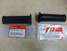 NEW OEM HONDA GRIPS NX 250 VFR 750F 750R CBR 900RR 900RE CB 600F 900F RVF 750R
