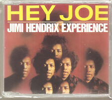 "Jimi HENDRIX ""HEY JOE"" 1990 maxi CD single signifiant"
