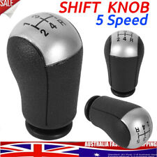 5 Speed MT Durable Gear Stick Shift Knob For Ford Focus Mondeo MK3 S-MAX HOT AU