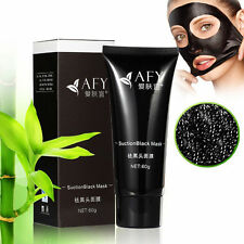 AFY Blackhead Remover Deep Cleansing Purifying Peel Acne Black Mud Face Mask 60g
