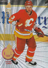 94-95 PINNACLE RINK COLLECTION #64 FRANK MUSIL FLAMES *11258