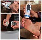 Foot Care Pedi Spin Original Electric Removes Pedicure Calluses Dry Dead Skin TV
