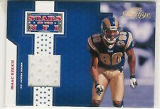 2005 PLAYOFF PRESTIGE STARS OF NFL ISAAC BRUCE JERSEY