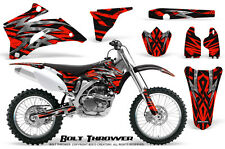 YAMAHA YZ250F YZ450F 06-09 GRAPHICS KIT CREATORX DECALS BTR