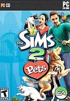 The Sims 2 Pets PC Game Expansion Pack 2006 Complete