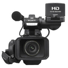 Sony HXR-MC2500E NXCAM AVCHD Camcorder Sony Prime Support Broadcast-Fachhändler