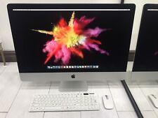"""Apple iMac Retina 5K 27"""" 2014 1TB Fusion Drive+128GB SSD 16GB Ram 3.5GHz Core i5"""