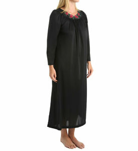 Shadowline Petals 53 Inch Long Sleeve Gown - 33280