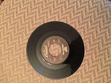 NEIL DIAMOND JAZZ SINGER 45 RPM RECORD VINYL LOVE ON THE ROCKS ACAPULCO
