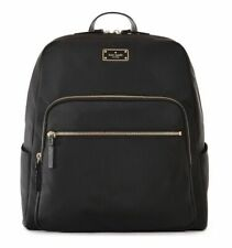 Kate Spade WKRU3919 Large Hilo Blake Avenue Computer Backpack - Black