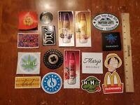 Mega Nuggies Sticker Parotee Marijuana Collectible Funny Decal 420 Weed Ganja