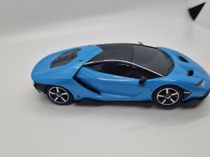 ⭐Scalextric - Lamborghini Centenario Pale Blue ⭐