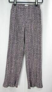 PLEATS PLEASE Gray Pants ISSEY MIYAKE 354 0016