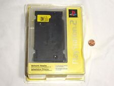 NEW Playstation 2 Network Adapter Sony PS2 SEALED modem adaptor for h.d. connect