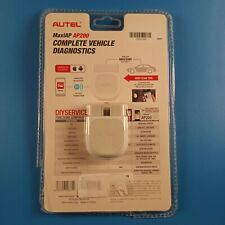 Autel AP200 Bluetooth OBD2 Scanner Code Reader Full System AutoVIN TPMS IMMO EPB