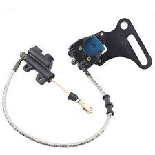 Rear Brake Assembly Master Cylinder Caliper Coolster SDG SSR 107 110 125 Bike