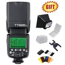 Godox TT685O 2.4G GN60 TTL HSS Flash Speedlite for Olympus Panasonic DSLR Camera