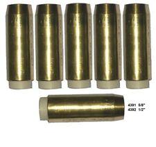 "5 Mig Welding Nozzle 4391 5/8"" For Bernard 200/300 Amp MIG welding Guns"