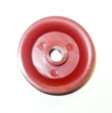 """10 1-3/4"""" Red Fiberglass Reinforced Nylon Plastic Sheaves"""