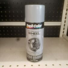 Duplicolor Hwp101 Silver Wheel Rim Coating Paint 12oz Aerosol Spray Free Shippin