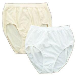 Bali Comfort Revolution Seamless Women's Cool Comfort Brief Panty Underwear 803J
