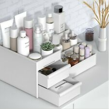 Multi-Compartment Cosmetic Makeup Organizer Storage Jewelery Box Holder Drawer