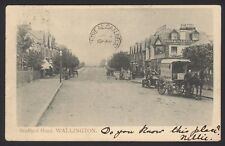 More details for croydon. stafford road, wallington. page & overtons ale. pettifer delivery wagon