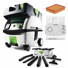 Aspirateur Festool CTL Mini 400-1200w 230v - 584150