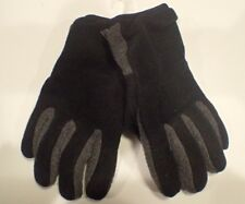 Gap Kids Grey / Black Smartphone Gloves   Sz S(6-7)