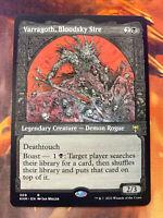 Varragoth, Bloodsky Sire SHOWCASE Rare KALDHEIM Magic the Gathering MTG
