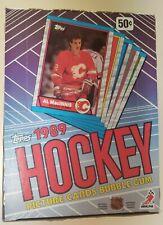 Hockey Card Box 1989 Topps 36 sealed packs