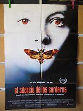 637    EL SILENCIO DE LOS CORDEROS, CON JODIE FOSTER