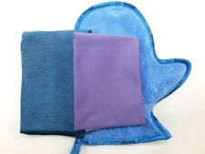 Norwex Microfiber Household Package Enviro & Window Cloth, Mitt, Colors May Vary