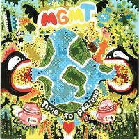 MGMT - Time to Pretend [New CD] Extended Play