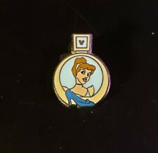 Disney Collectible Pin Hidden Mickey - Perfume Bottle - Cinderella #85618 2012