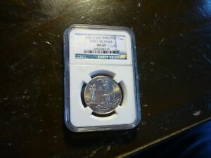 2011D(US ARMY)(EARLY RELEASES)(MS69)(NGC) 1/2 $ COMM- A BEAUTY!!!!!