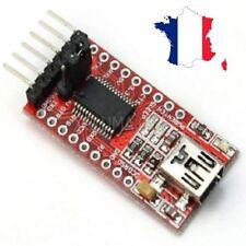 FT232RL / FT232 USB en TTL module adaptateur série pour arduino 5V à 3,3V