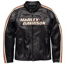 Harley-Davidson Torque Lederjacke CE