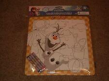 Disney Frozen Olaf Color Your Own Puzzle (Toys, Games, Collectibles, New)