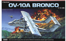 1/72 OV-10A BRONCO / Academy Model Kit / #12463