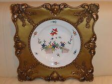 Antique Meissen Porcelain Hand Painted Plate