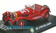 1:43 ALFA ROMEO 6C 1750 GS  (1929) Mille Miglia 1930 Tazio Nuvolari _ (07)