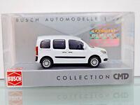 Busch 50651 - H0 1:87 - Mercedes Citan Break » Cmd «, Blanc -