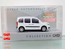 Busch 50651 - H0 1:87 - Mercedes Citan Break » Cmd «, Blanc -