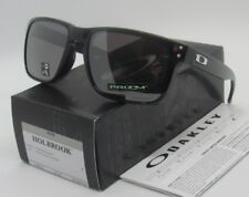 OAKLEY polished black iridium PRIZM HOLBROOK OO9102-E155 sunglasses NEW IN BOX!