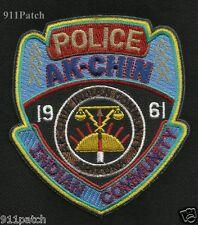 AZ PEORIA CSI DETECTIVE VIOLENT CRIMES UNIT LAW ENFORCEMENT POLICE PATCH